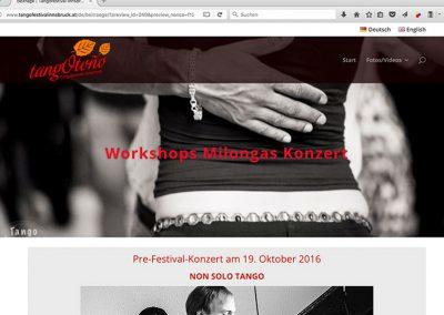 Tangofestival Innsbruck