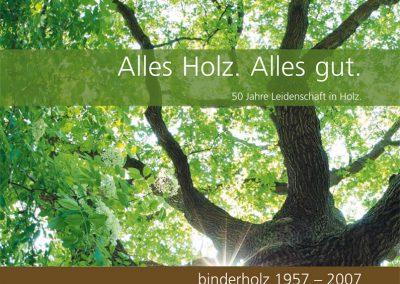 Binderholz – Festschrift