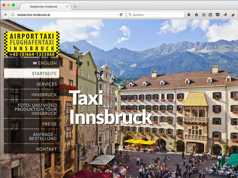 Taxiservice Innsbruck